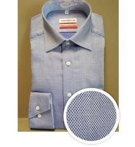 Hemd blauw
